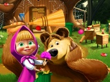 Masha&Bear House Decoration